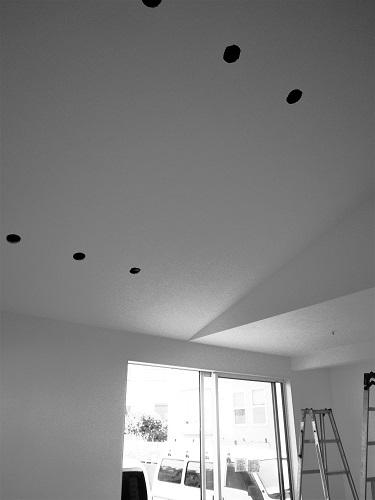 ライフタイムデザイン社次回見学会平屋建デザイン住宅リビング勾配天井