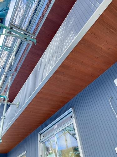 ライフタイムデザイン社欲しいがてんこ盛りの家外壁杉板張り