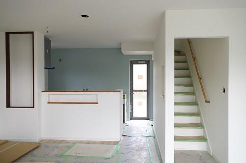 内装工事ライフタイムデザイン社欲しいがてんこ盛りの家