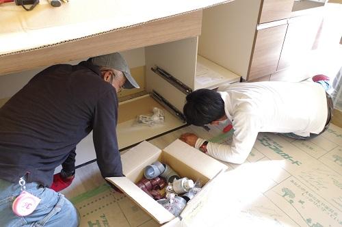 キッチン設備工事有田電機