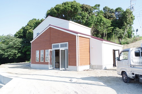 ライフタイムデザイン社田舎風の住宅
